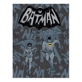 Homosexueller Batman mit Rotkehlchen