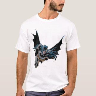 Batman vorwärts springend, Schrei T-Shirt