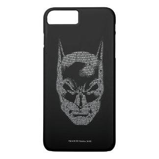 BatmanhauptBeschwörungsformel iPhone 8 Plus/7 Plus Hülle