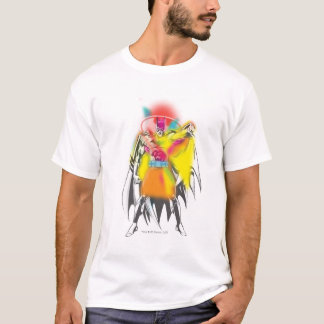 BatmanRetro Neonglühen T-Shirt