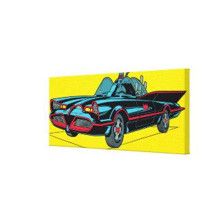 Batmobile Gespannte Galeriedrucke