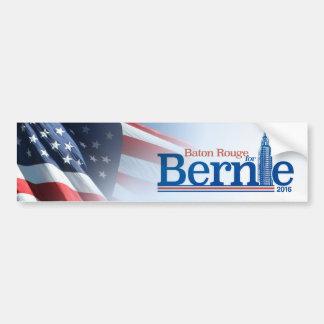 Baton-Rouge für Flagge 2016 BernieAutoaufkleber-| Autoaufkleber