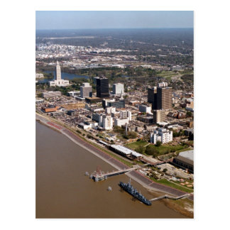 Baton Rouge Louisiana Postkarte