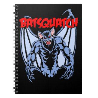 Batsquatch Notizblock