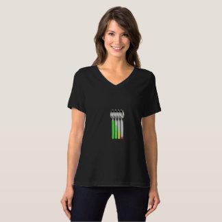 Batterie-Niveau T-Shirt