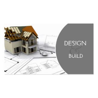 Architekt Visitenkarten