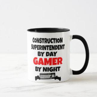 Bau-Betriebsleiter durch TagesGamer bis zum Nacht Tasse
