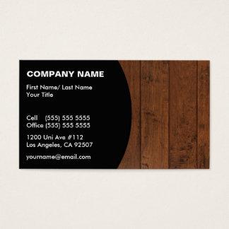 Bau-/Bodenbelag-Visitenkarte Visitenkarten