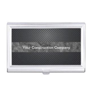 Bau-Geschäfts-Karten-Hüllen Visitenkarten Dose