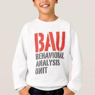 BAU Verhaltensanalyse-Einheiten Sweatshirt