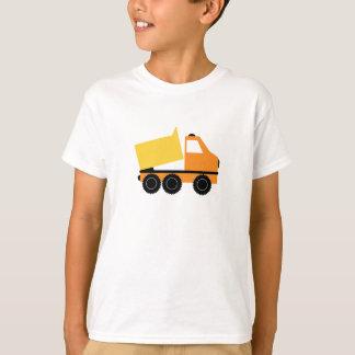 Bau-Zonen-T - Shirt mit Kipper