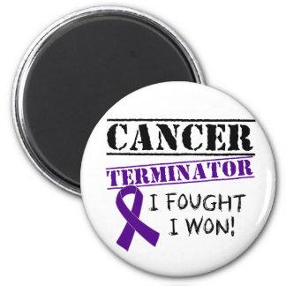 Bauchspeicheldrüsenkrebs-Abschlussprogramm Magnete