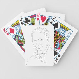 Baudelaire Poker Karten