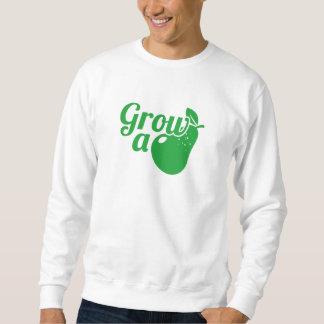 Bauen Sie eine Birne an Sweatshirt