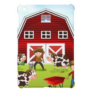 Bauer und Scheune Hülle Für iPad Mini