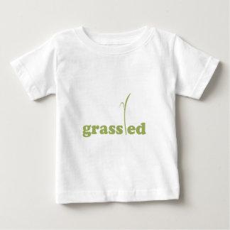 Bäuerischer Bio Lebensstil Baby T-shirt