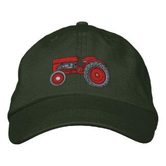 Bauern stickten Hut