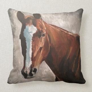 Bauernhaus-Ranch-Sauerampfer-Pferdekissen Kissen