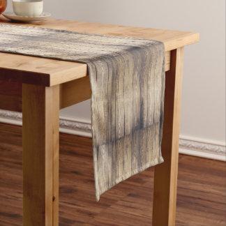 Bauernhaus-rustikale Kurzer Tischläufer