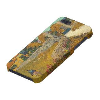 Bauernhaus Vincent van Goghs   in Provence, 1888 iPhone 5 Schutzhülle