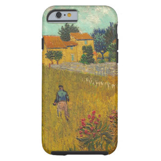 Bauernhaus Vincent van Goghs | in Provence, 1888 Tough iPhone 6 Hülle