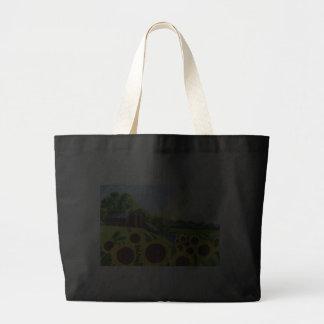 Bauernhof-Einkaufen Taschen