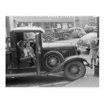 Bauernhof-Kinder, die Town, 1941 besichtigen