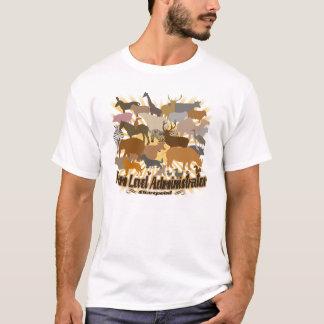 Bauernhof-Niveau-Verwalter T-Shirt