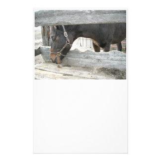 Bauernhof-PferdeSpaß Briefpapier