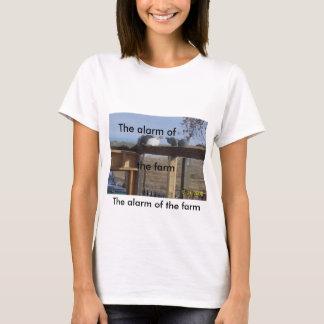 Bauernhof-Warnungen T-Shirt