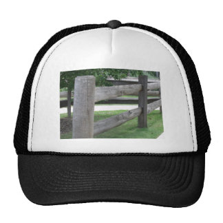 Bauernhof-Zaun Retromütze