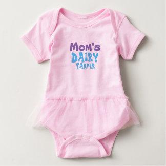 Bauers-Baby-Mädchentutu-Ausstattung der Mammas Baby Strampler