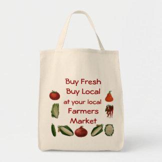 Bauers-Markt Einkaufstasche