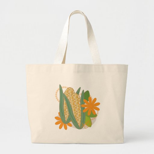 Bauers-Markt-Fahrpreis-süßer Mais-große Tasche