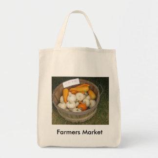Bauers-Markt Gords u. Kürbis Einkaufstaschen