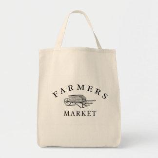 Bauers-Markt-Lebensmittelgeschäft-Tasche Einkaufstasche