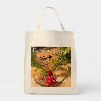 Bauers-Markt-Taschen-Tasche Einkaufstasche
