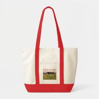Bauers-Markt-Taschen-Tasche Impulse Stoffbeutel
