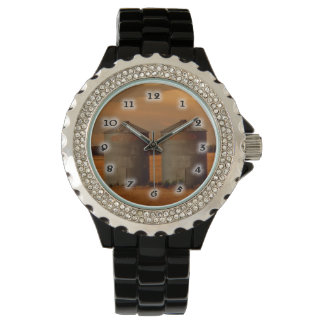 Bauers-Silo Uhr