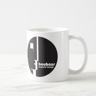 BAUHAUS inspirierte Entwurfs-klassische Kreis Kaffeetasse