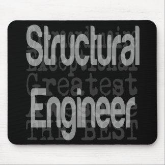 Bauingenieur Extraordinaire Mauspads