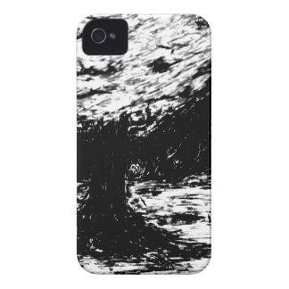 Baum auf Titanen iPhone 4 Case-Mate Hülle
