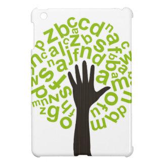 Baum das Alphabet iPad Mini Hülle