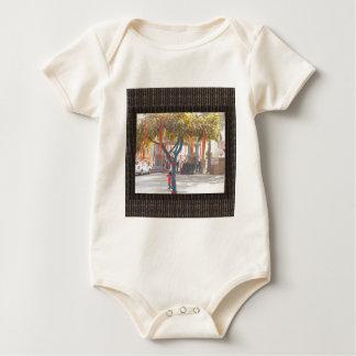 Baum-Dekorations-Indien-Kunsthandwerksfestival Baby Strampler