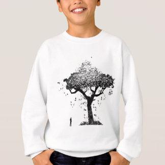 Baum der Asche Sweatshirt