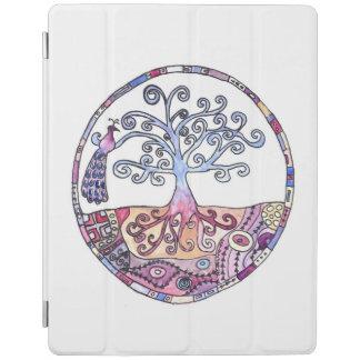Baum der Leben-Mandala iPad Smart Cover
