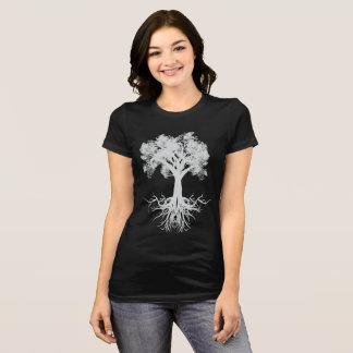 Baum der Leben-tiefen Wurzeln T-Shirt