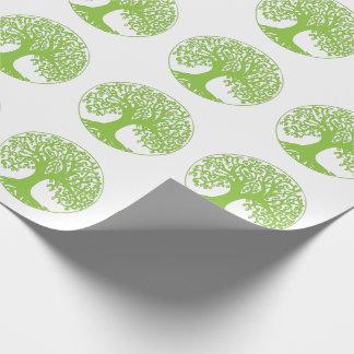 Baum des Leben-Packpapiers Geschenkpapier