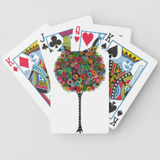 Baum des Lebens Bicycle Spielkarten