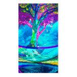 Baum des Lebens durch Amelia Carrie Visitenkartenvorlagen